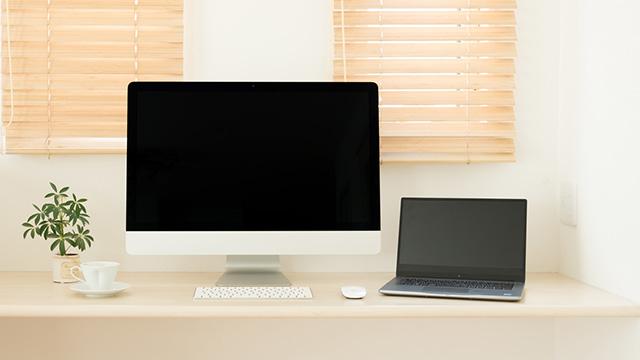 デスクトップとノートどちらを選ぶべき?